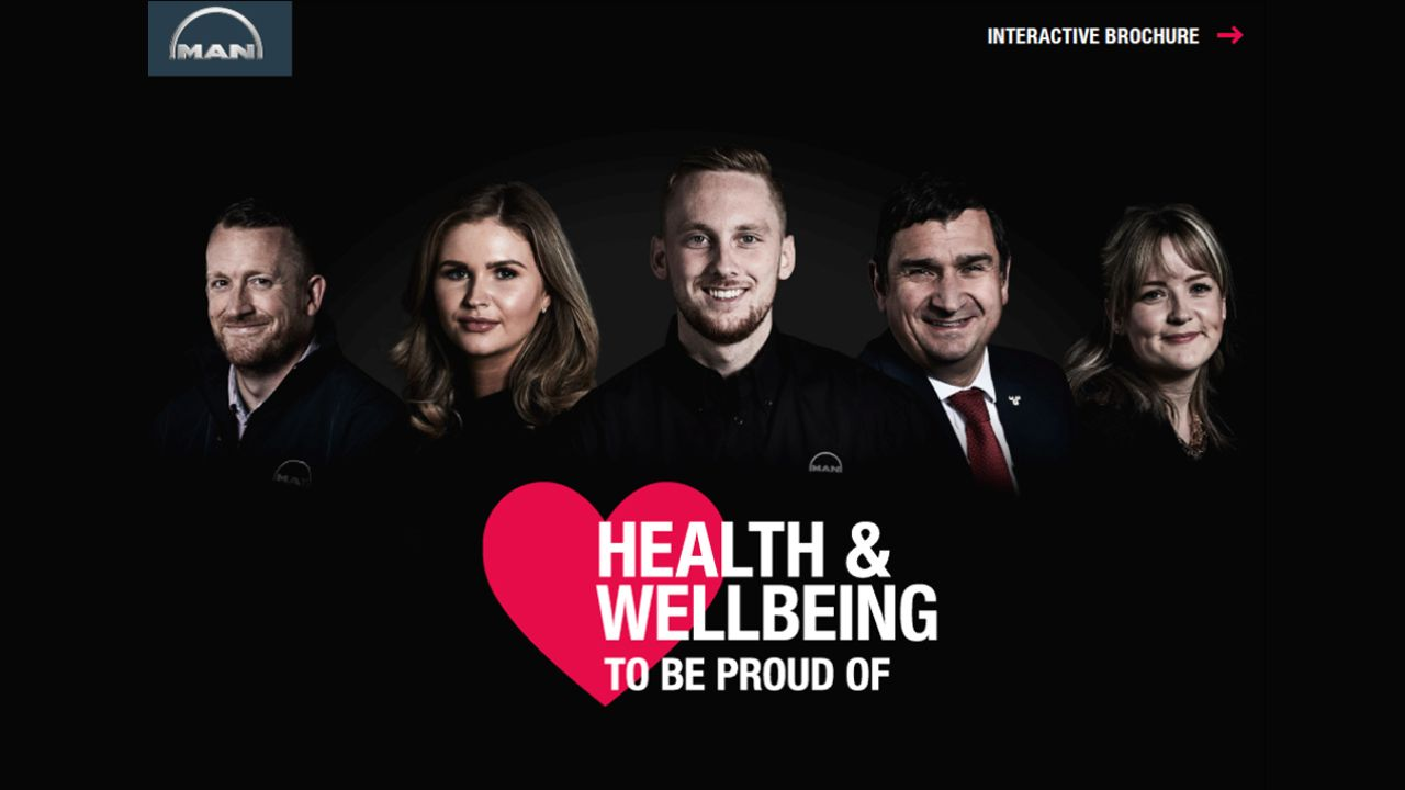 Creating a culture of Mental Wellness with MAN UK